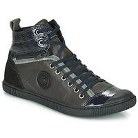 鞋子 女士 高幫鞋 Pataugas BANJOU -煤灰色