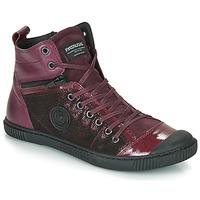 鞋子 女士 高幫鞋 Pataugas BANJOU 茄子紫