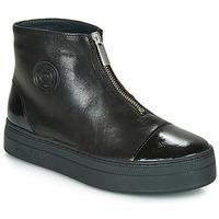 鞋子 女士 短筒靴 Pataugas VALENTINA 黑色