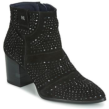 鞋子 女士 短靴 Dorking LESLY 黑色