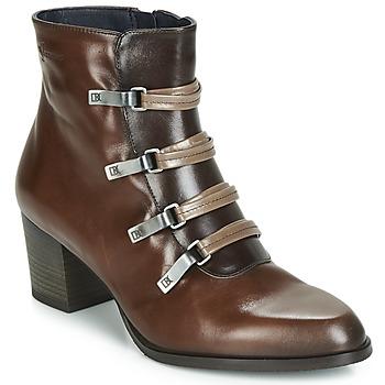 鞋子 女士 短靴 Dorking ZUMA 驼色