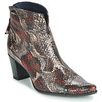 鞋子 女士 短靴 Dorking GRANADA Reptil