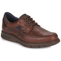 鞋子 男士 德比 Fluchos 富乐驰 CELTIC 棕色