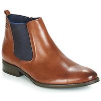 鞋子 男士 短筒靴 Fluchos 富乐驰 HERACLES 棕色