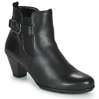 鞋子 女士 短靴 Gabor 嘉宝 3564127 黑色