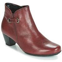 鞋子 女士 短靴 Gabor 嘉宝 3282758 红色