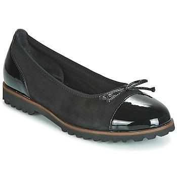 鞋子 女士 平底鞋 Gabor 嘉宝 3410037 黑色