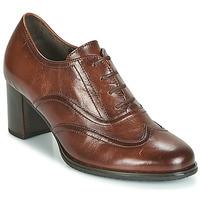 鞋子 女士 系带短筒靴 Gabor 嘉宝 3524122 棕色