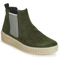 鞋子 女士 短筒靴 Gabor 嘉宝 3373111 绿色