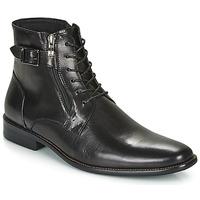 鞋子 男士 短筒靴 Kdopa BAUDRY 黑色