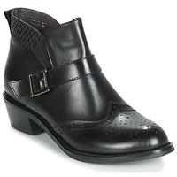鞋子 女士 短筒靴 Kdopa INNA 黑色
