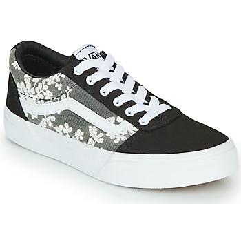 鞋子 儿童 球鞋基本款 Vans 范斯 MY WARD NR 黑色