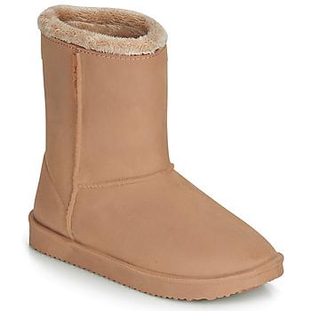 鞋子 女士 雪地靴 Be Only COSY 米色