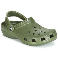 鞋子 洞洞鞋/圆头拖鞋 crocs 卡骆驰 CLASSIC 卡其色