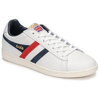 鞋子 男士 球鞋基本款 Gola EQUIPE 白色 / 蓝色 / 红色