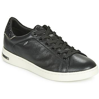 鞋子 女士 球鞋基本款 Geox 健樂士 D JAYSEN 黑色
