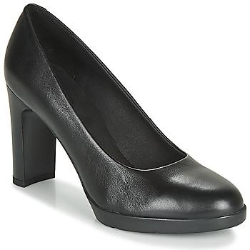 鞋子 女士 高跟鞋 Geox 健樂士 D ANNYA HIGH 黑色