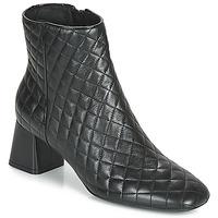 鞋子 女士 短靴 Geox 健乐士 D SEYLA 黑色
