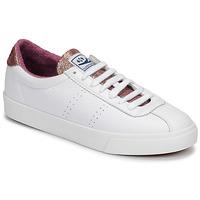 鞋子 女士 球鞋基本款 Superga 2843 COMFLEALAMEW 白色