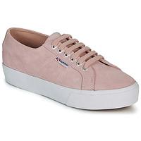 鞋子 女士 球鞋基本款 Superga 2730 SUEU 玫瑰色