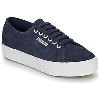 鞋子 女士 球鞋基本款 Superga 2730 SUEU 海军蓝
