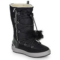 鞋子 女孩 都市靴 Geox 健乐士 J SLEIGH GIRL B ABX 黑色