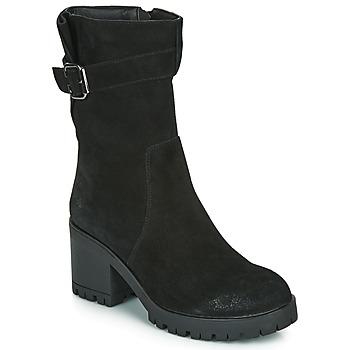 鞋子 女士 都市靴 Les P'tites Bombes BOUM 黑色