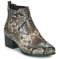 鞋子 女士 短靴 Les P'tites Bombes CHIRAZ 棕色