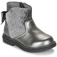 鞋子 女孩 短筒靴 Chicco CORRY 灰色