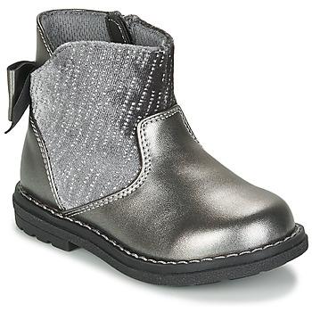 鞋子 女孩 都市靴 Chicco CORRY 灰色