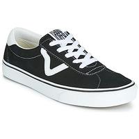 鞋子 球鞋基本款 Vans 范斯 VANS SPORT 黑色