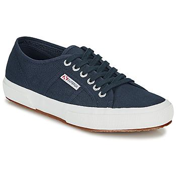 鞋子 球鞋基本款 Superga 2750 COTU CLASSIC 蓝色 / 海蓝色