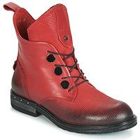 鞋子 女士 短筒靴 Metamorf'Ose FABLE 红色