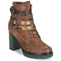鞋子 女士 短靴 Metamorf'Ose FALENCIA 驼色