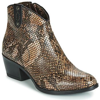 鞋子 女士 短筒靴 Metamorf'Ose FALERS Python