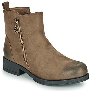 鞋子 女士 短筒靴 Chattawak VAMP 灰褐色