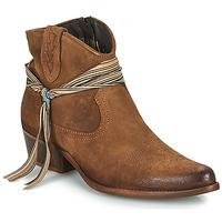鞋子 女士 短筒靴 Felmini SERRAJE 棕色