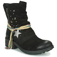 鞋子 女士 短筒靴 Felmini AZAFRINO 黑色