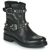 鞋子 女士 短筒靴 Café Noir CHARLIE 黑色