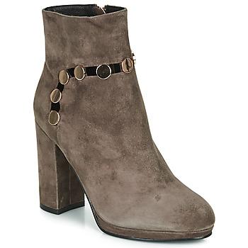 鞋子 女士 短靴 Café Noir JULIET 灰褐色