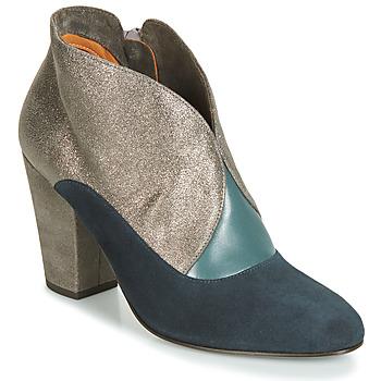 鞋子 女士 短靴 Chie Mihara ELGI 银灰色 / 海蓝色