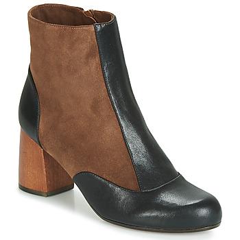 鞋子 女士 短靴 Chie Mihara MICHELE 黑色 / 棕色