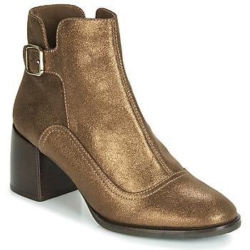 鞋子 女士 短靴 Chie Mihara OMAYO 金色