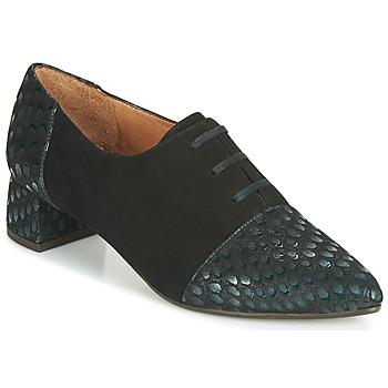 鞋子 女士 德比 Chie Mihara ROLY 黑色 / 绿色
