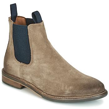 鞋子 男士 短筒靴 Schmoove PILOT-CHELSEA 米色