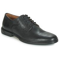 鞋子 男士 德比 Schmoove BANK-DERBY 黑色