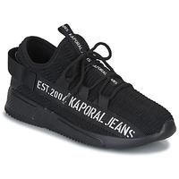 鞋子 男士 球鞋基本款 Kaporal DOFINO 黑色