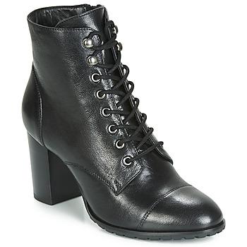 鞋子 女士 短靴 Ravel MARCO 黑色