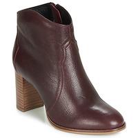 鞋子 女士 短靴 Ravel FOXTON 波尔多红