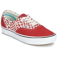 鞋子 球鞋基本款 Vans 范斯 COMFYCUSH ERA 红色 / 白色